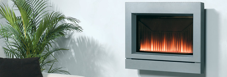 The South's largest ranges of gas, electric and solid fuel burning fireplaces